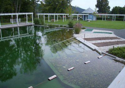 Großer Schwimmteich