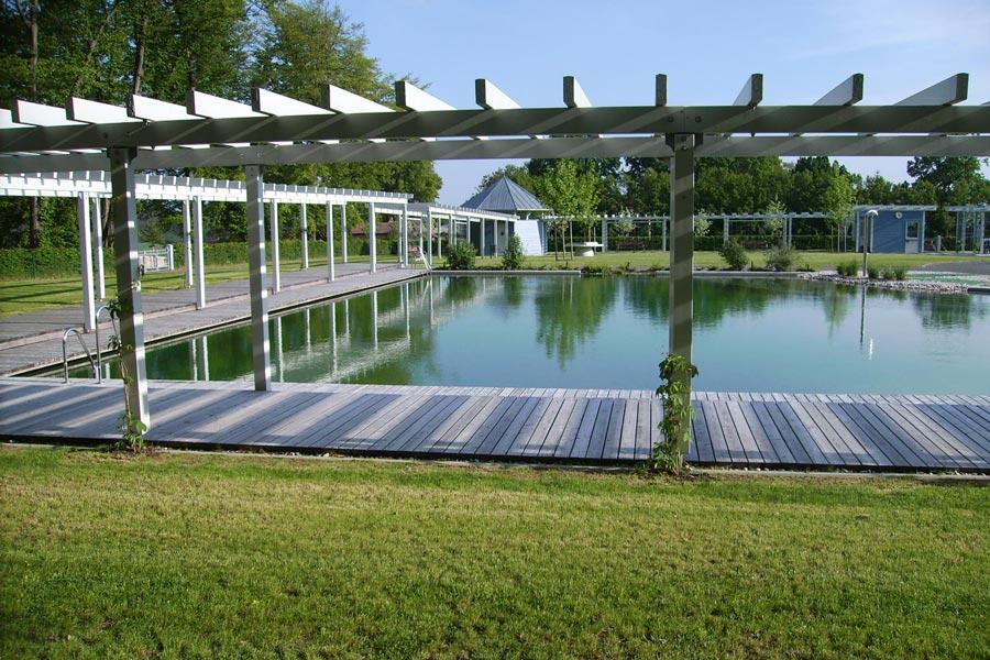 Schwimmteich - GaLa Wurm